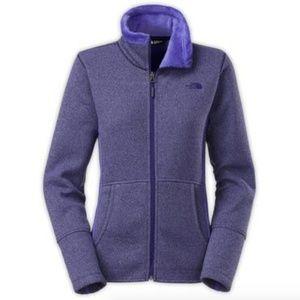 The North Face Girls Banderitas Full Zip Jacket